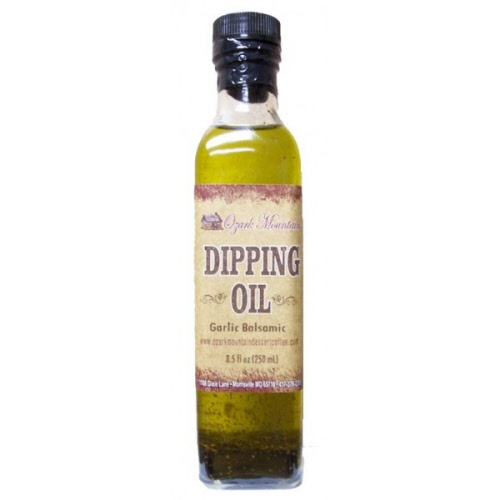 This new dipping oil, which is made from extra-virgin olive oil ...